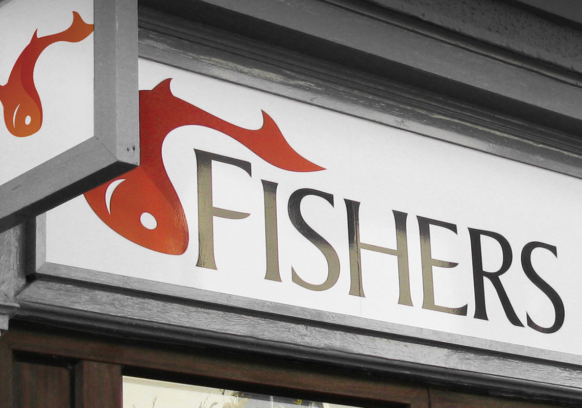 Branding of Fishers - Icons
